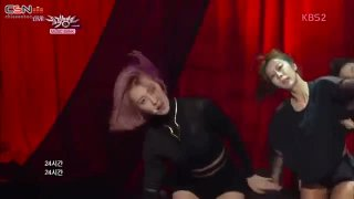 24 Hours (23.08.13 Music Bank) - Sunmi