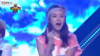 Is It Poppin? (17.07.13 Show Champion) - 4Minute
