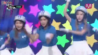 Bar Bar Bar (25.07.13 M Countdown) - Crayon Pop