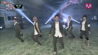 Growl (01.08.13 M Countdown) - EXO