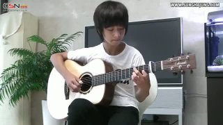 River Flow in You (Guitar Ver.) - Sungha Jung