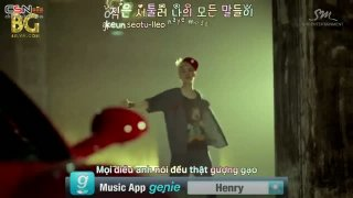 1-4-3 (I Love You) (Vietsub) - Henry; Amber