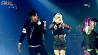 Love Me (KBS YHY Sketchbook) - Seo In Young; Taewoon; SPEED