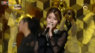 Between The Lips The Red Shoes (11.10.13 Music Bank) - IU