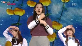 Can You Love Me (SBS MTV The Show All About K-POP) - 5Dolls; Dani; T-Ara N4