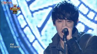 The Sense Of An Ending (23.10.13 Show Champion) - Jung Joon Young