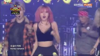 Attention (30.10.13 Show Champion) - Trouble Maker