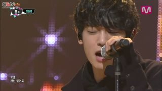 The Sense Of An Ending (31.10.13 M Countdown) - Jung Joon Young