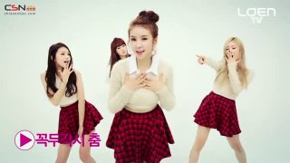 I Don't Know (Let's Dance) - FIESTAR