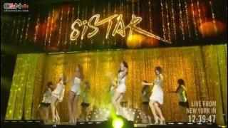Intro + Give It To Me (Youtube Music Awards 2013) - Sistar