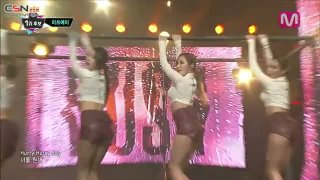 Hush (14.11.13 Mnet M Countdown) - Miss A