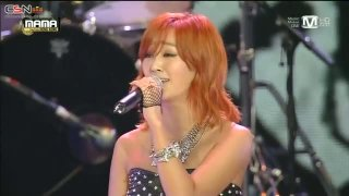 I Just Called to Say I Love You (2013 MAMA Mnet Asian Music Awards) - Hyorin; Stevie Wonder; Aaron Kwok