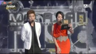 Best Vocal Performance - Female Awards; 2013 MAMA Mnet Asian Music Awards; Ailee