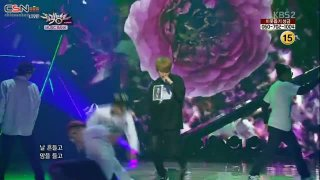 Flower (13.12.13 KBS Music Bank) - Yong Jun Hyung