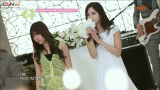 Because Of You - Raina; After School; Yoo Ara; Hello Venus