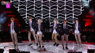 Growl (Incheon Korean Music Wave) - Exostate