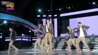 Growl (21.09.13 Music Core K-POP Festival) - EXO-K