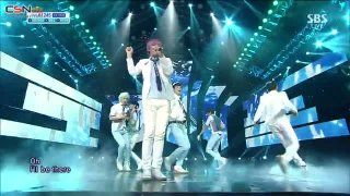 Be There (06.10.13 SBS Inkigayo) - G.IAM