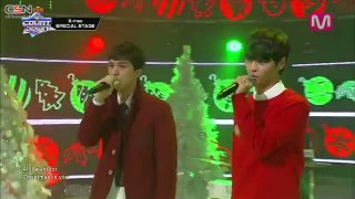 All I Want For Christmas Is You (19.12.13 Mnet M Countdown) - Ken; VIXX