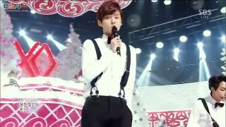 Christmas Day (22.12.13 Inkigayo Christmas Special) - EXO