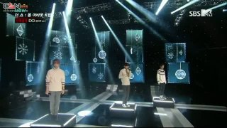 Miracle In December (Chinese Version) (24.12.13 SBS MTV The Show All About K-Pop) - EXO