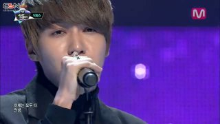 Goodbye Girlfriend (19.12.13 Mnet M Countdown) - Dickpunks