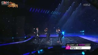 Growl (2013 KBS Gayo Daejun) - EXO