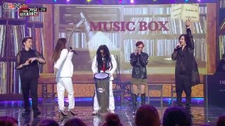 Miss Korea + The Cure + U Go Girl + Monster (2013 MBC Gayo Daejun) - Lee Hyori; MFBTY