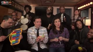 Let It Go - Jimmy Fallon; Idina Menzel; The Roots