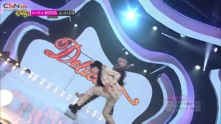 Delicious (15.03.14 Show Music Core) - Toheart; WooHyun; Key