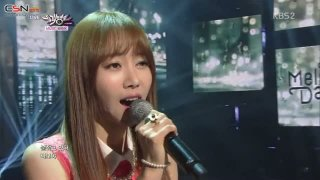 Another Parting (21.03.14 Music Bank) - Melody Day