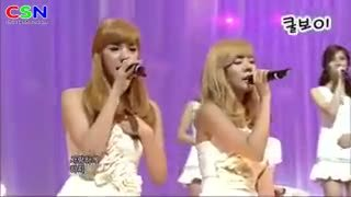 Mistake - SNSD; Girls' Generation
