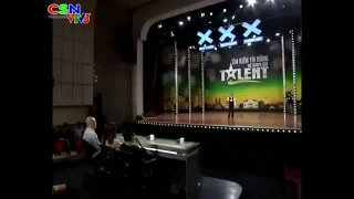 My Heart Will Go On @ Vietnam's Got Talent (Celine Dion Cover) - V Song V