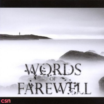 Words Of Farewell