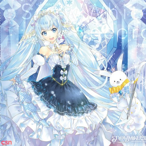 White & Sweet (SNOW MIKU Sky Town 2nd Anniversary Fluffy Coat Theme song)