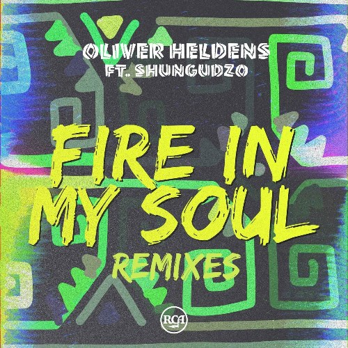 Fire In My Soul (Gil Sanders Remix)