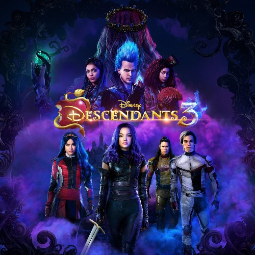 Descendants 3 Score Suite