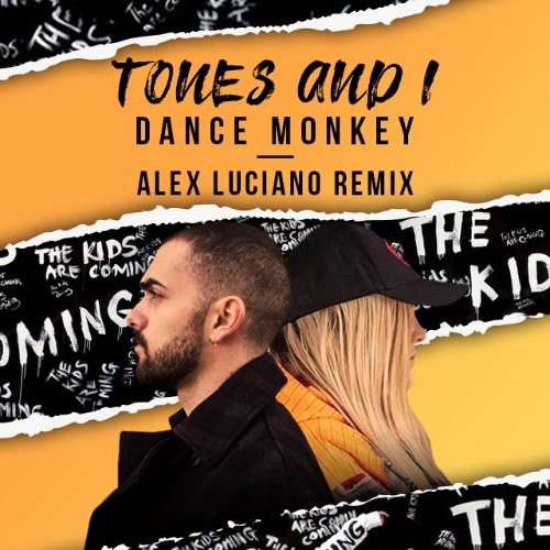 Dance Monkey (Alex Luciano Remix)