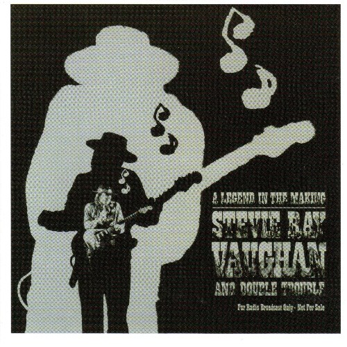 Stevie Ray Vaughan. Double Trouble