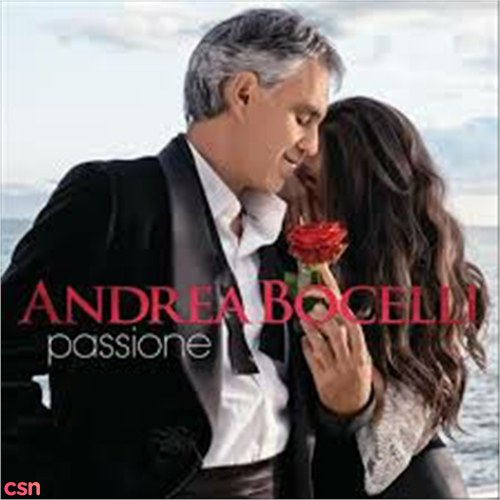 Andrea Bocelli- contains excerpts performed by Edith Piaf
