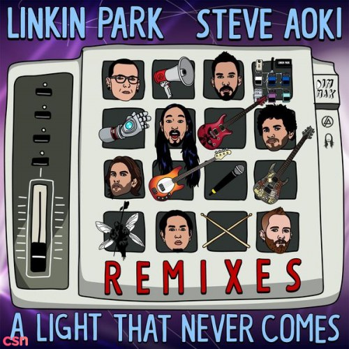 A Light That Never Comes (Rick Rubin Reboot)