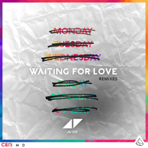 Waiting For Love (Carnage; Headhunterz Remix)