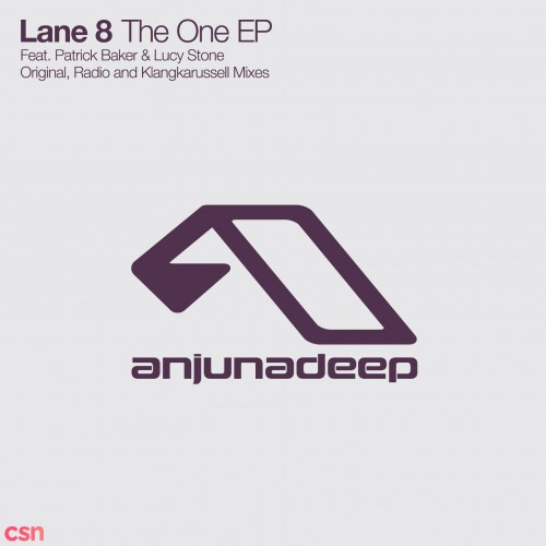 The One (Klangkarussell Remix)