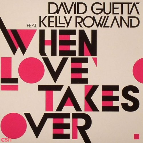 When Love Takes Over (Electro Radio Edit)