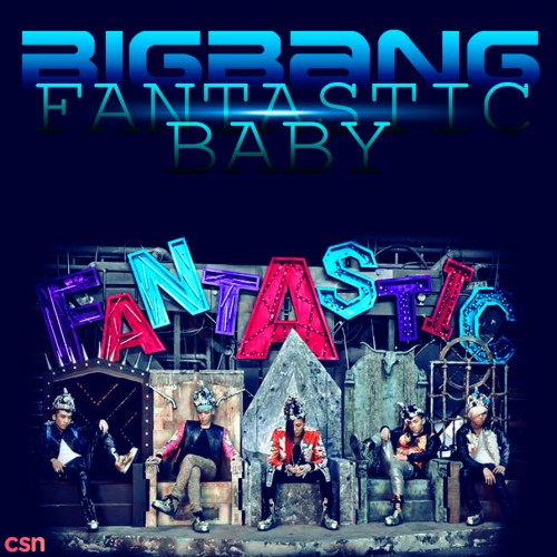 Fantastic Baby (Remix Drums)