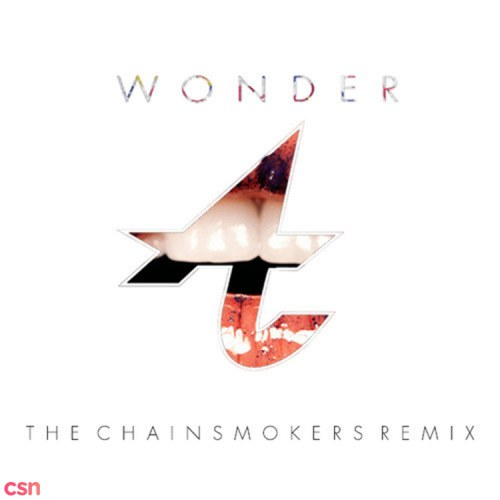 Wonder (The Chainsmokers Remix)