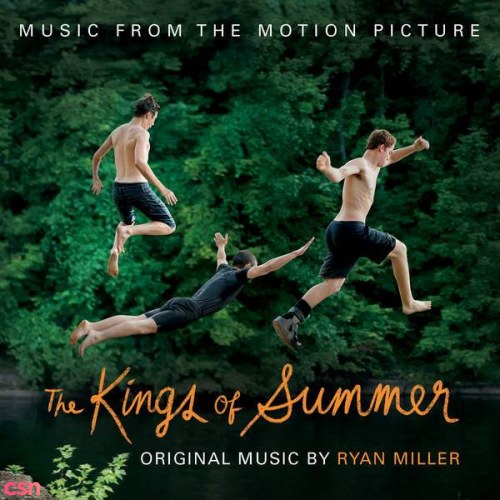The Cast Of The Kings Of Summer