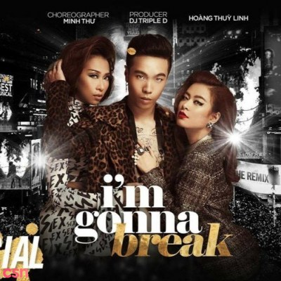 I'm Gonna Break (Ok I'm Out) - Offical