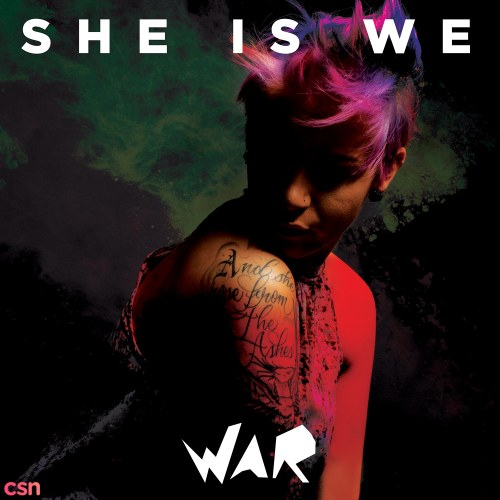 She Is We ‎