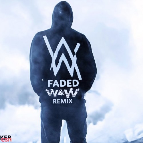 Faded (W&W Remix)